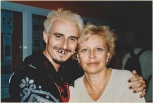 Krystyna Janda/ Mateusz Brzeziński